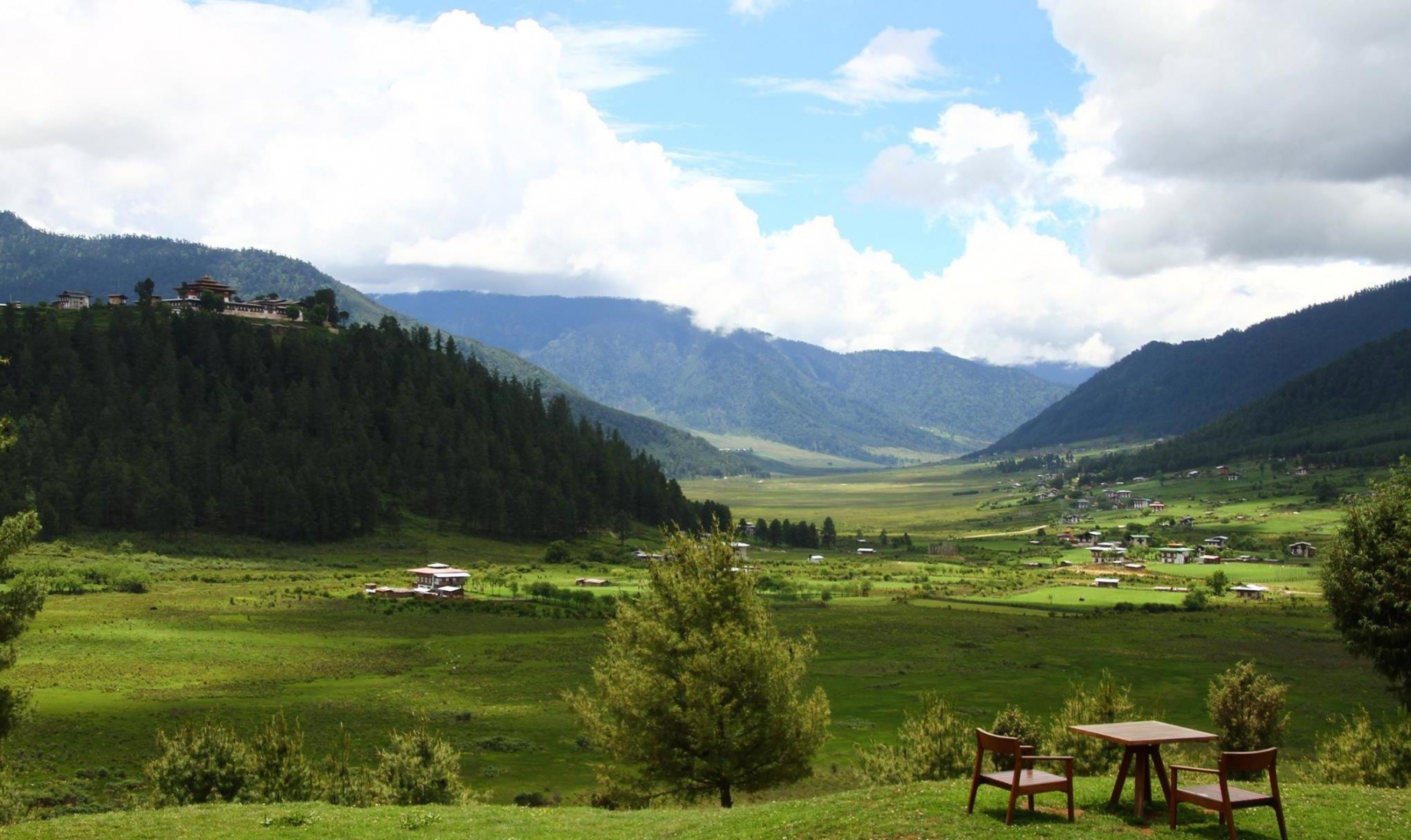 Community Based Tourism : The Essence of Bhutan